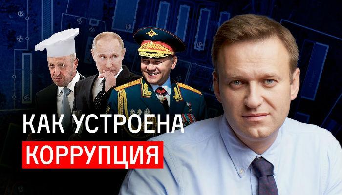 Алексей навальный фонд борьба коррупция