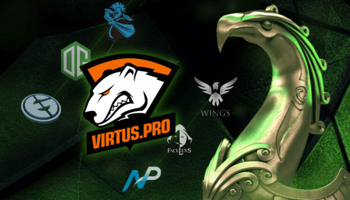 Virtus Pro - Team Secret